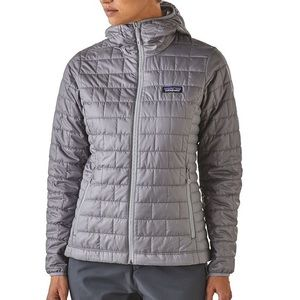 Patagonia Nano Hooded Puff Down Coat